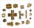 Brass MS SS Fittings